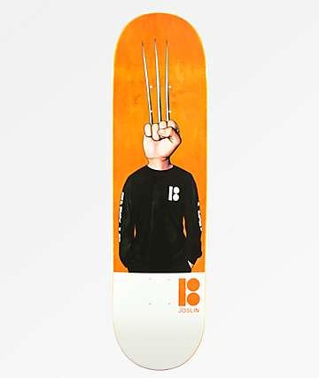 "Plan B Joslin Knucklehead 8.12"" tabla de skate"