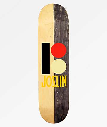 "Plan B Joslin Logan 8.0"" Skateboard Deck"