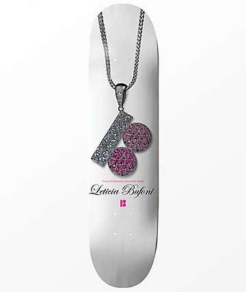 """Plan B Leticia Bufoni Signature 8.0"""" tabla de skate"""