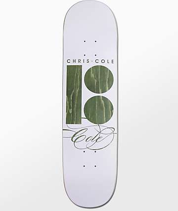 "Plan B Signature Cole 8.25"" tabla de skate"