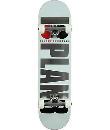 "Plan B Team OG 7.75"" tabla skate completo"