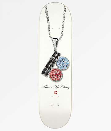 "Plan B Trevor Chain 8.0"" Skateboard Deck"