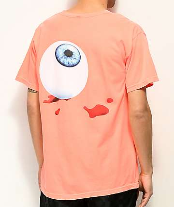 Post Malone Candy Paint Peach T-Shirt