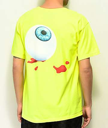Post Malone Candy Paint camiseta amarilla