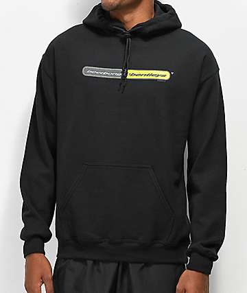 Post Malone Label Black Hoodie