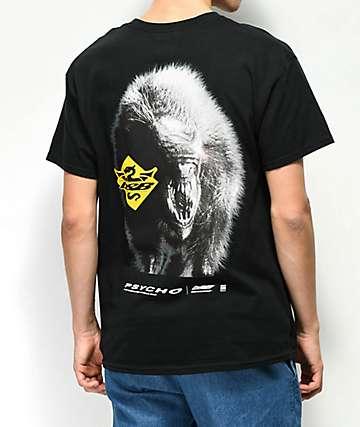 Post Malone Posty Co. Psycho Black T-Shirt