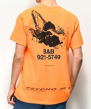 Post Malone Posty Co. Psycho Orange T-Shirt
