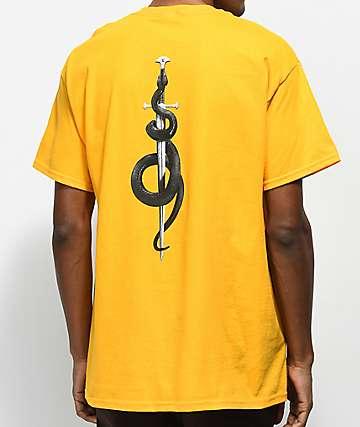 Post Malone Rockstar Yellow T-Shirt