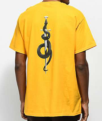 Post Malone Rockstar Yellow T-Shirt
