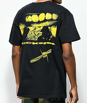 Post Malone Rockstar camiseta negra