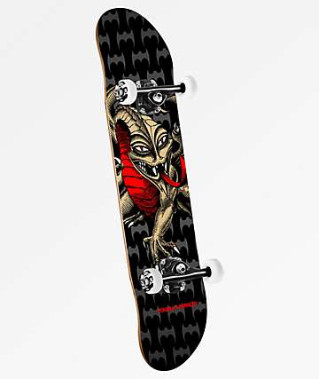"Powell Cab Dragon One Off 7.75"" Skateboard Complete"