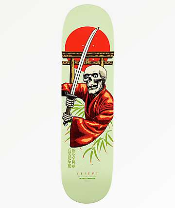 "Powell-Peralta Flight Blair Bushido 8.25"" Skateboard Deck"