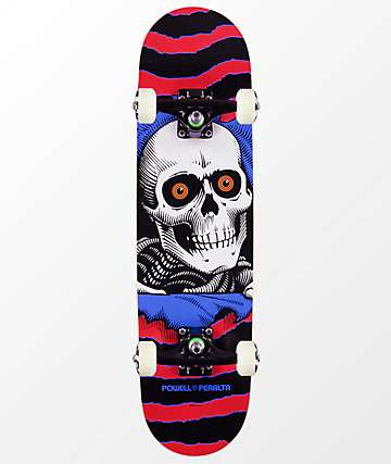 "Powell Ripper One Off 7.5"" Skateboard Complete"