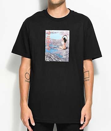 Primitive Aerial Black T-Shirt