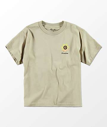 Primitive Boys Daze Sand T-Shirt