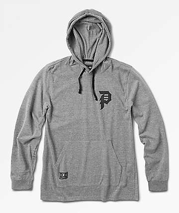 Primitive Champs Hooded Long Sleeve Knit Shirt