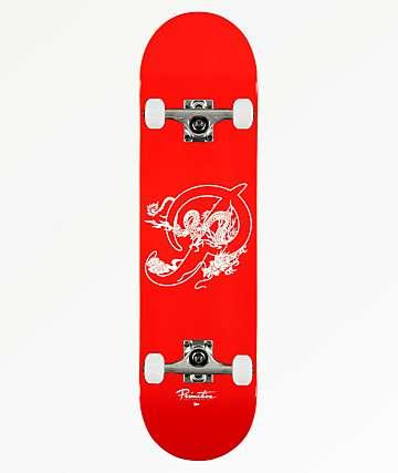 """Primitive Classic P Dragon 8.12"""" Skateboard Complete"""