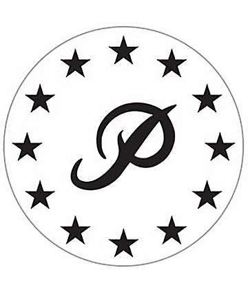 Primitive Classic P Stars Sticker