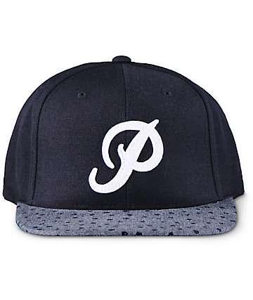 Primitive Classic P T-Dot Snapback Hat