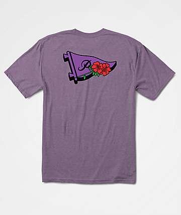 Primitive Cleanse Yourself Lavender T-Shirt