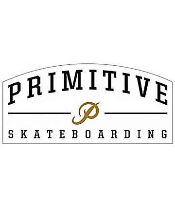 Primitive Core Logo Sticker