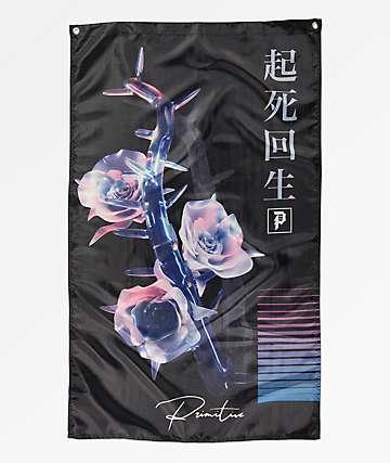 Primitive Creation Black Banner