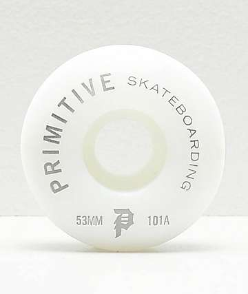 Primitive Dirty P 53mm Skateboard Wheels