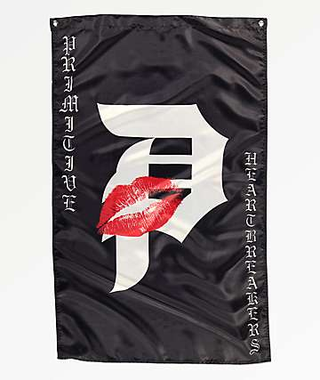 Primitive Dirty P Lover Black Banner