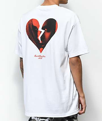 Primitive Donna White T-Shirt