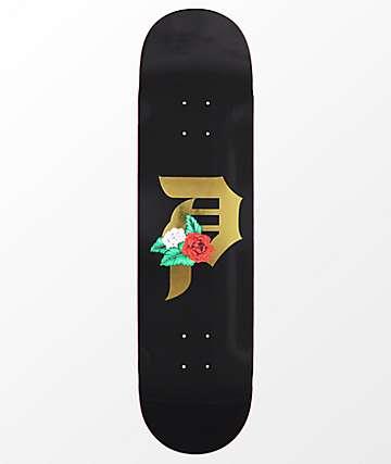 "Primitive Dos Flores 8.125"" Skateboard Deck"