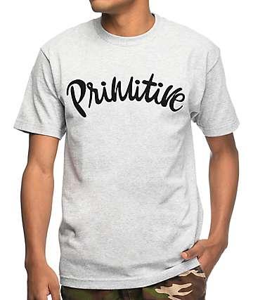 Primitive Dusty Grey T-Shirt