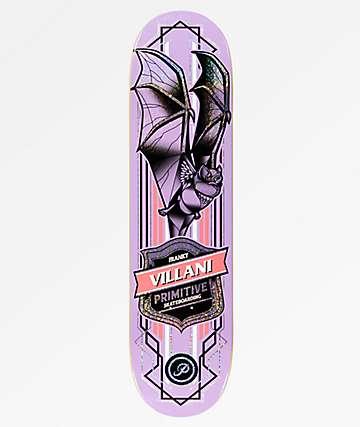 """Primitive Franky Villani Bat 8.0"""" tabla de skate"""