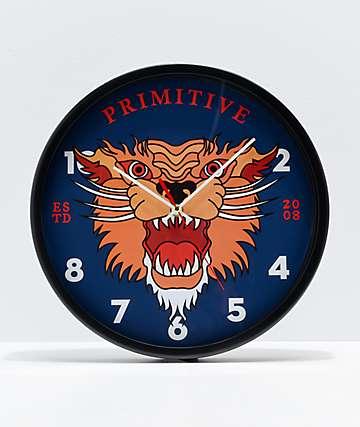 Primitive G.I.T.D. reloj de pared