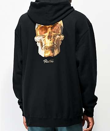 Primitive Gold Pack King Black Hoodie