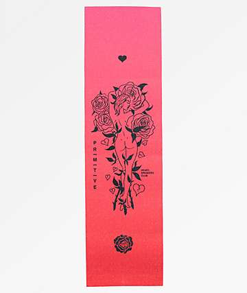 Primitive Heart Breaker Club Grip Tape