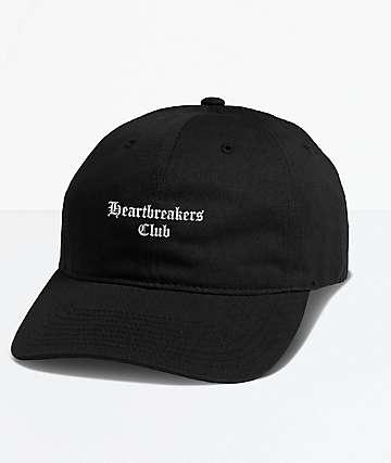 Primitive Heartbreakers Club Black Dad Hat