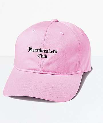 Primitive Heartbreakers Club Pink Dad Hat