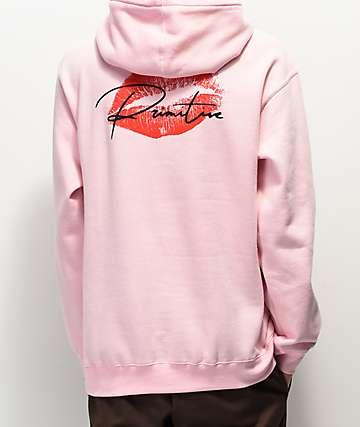 Primitive Heartbreakers Lover Pink Hoodie