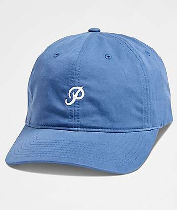 Primitive Mini Classic P Rain Cloud Dad Hat