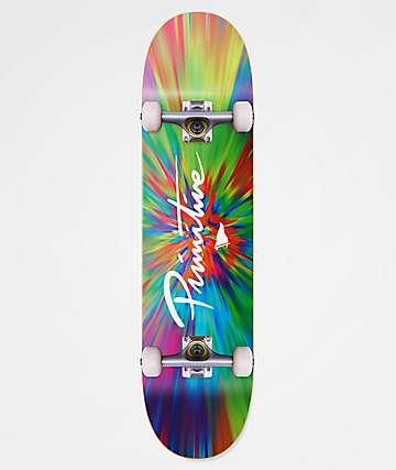 "Primitive Nuevo Trippy 7.5"" Skateboard Complete"