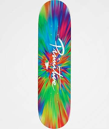 """Primitive Nuevo Trippy 7.75"""" tabla de skate"""