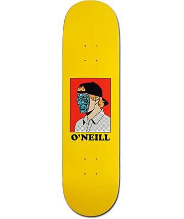 "Primitive O'Neill Cyborg 8.12"" Skateboard Deck"