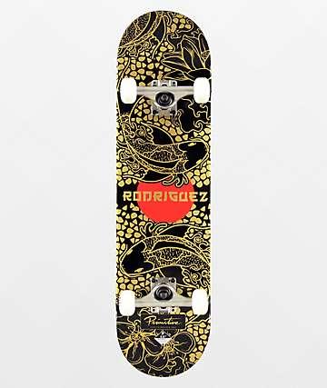 """Primitive PRod Koi Pond 8.0"""" Skateboard Complete"""