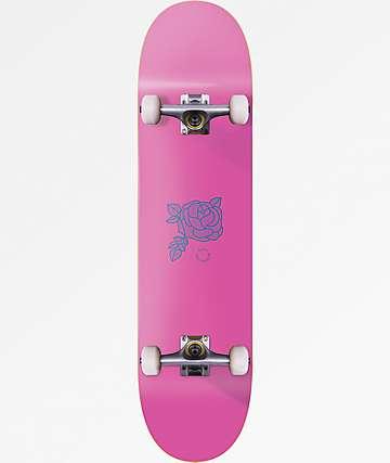 "Primitive PRod Rose 7.75"" Skateboard Complete"