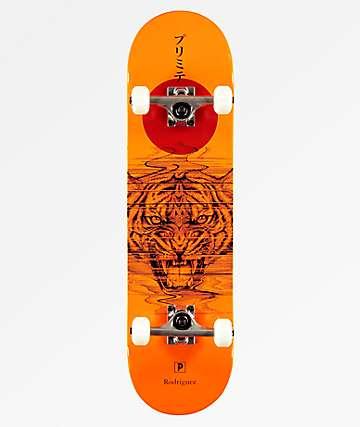 """Primitive PRod Spirit Tiger 8.0"""" Skateboard Complete"""