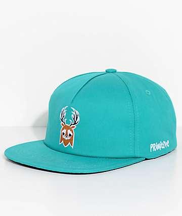 Primitive Pendleton Zoo Elk Snapback Hat