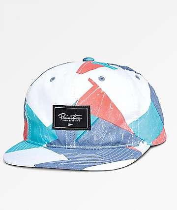 Primitive Pool Party Strapback Hat