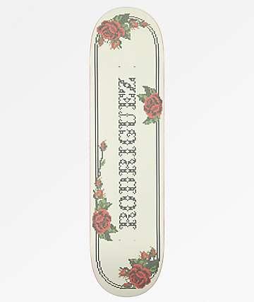 "Primitive Rodriguez Cross Stitch 8.0"" Skateboard Deck"