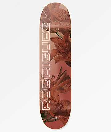"Primitive Rodriguez Flor De Maga 8.0"" Skateboard Deck"