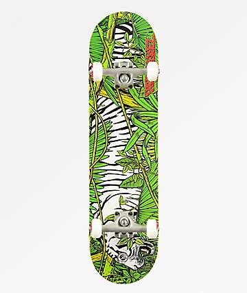 "Primitive Rodriguez Jungle Cat 7.8"" Skateboard Complete"